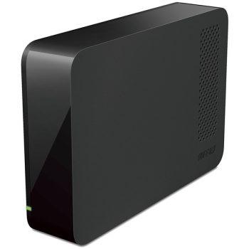 USB3.1(Gen1)/USB3.0用 外付けHDD 2TB ブラック