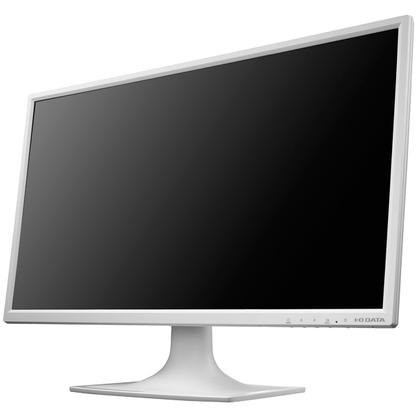 アイ・オー・データ機器 ブルーライト低減機能付 広視野角 23.8型ワイド ホワイト