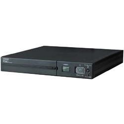 無停電電源装置 500VA/300W USB対応:横置